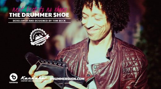 THE DRUMMER SHOE – STORYTELLING KAMPAGNE